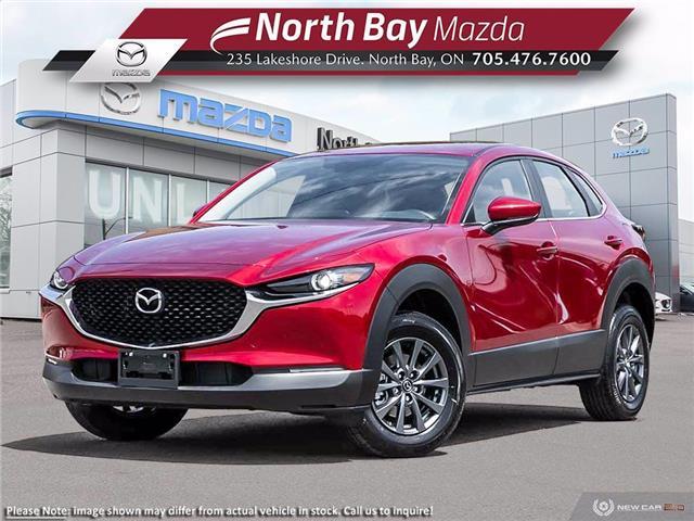 2021 Mazda CX-30 GX (Stk: 21213) in North Bay - Image 1 of 23