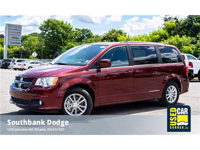 2020 Dodge Grand Caravan Premium Plus (Stk: D00070) in OTTAWA - Image 1 of 20