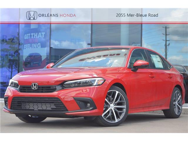 2022 Honda Civic Sedan Touring (Stk: 16-220016) in Orléans - Image 1 of 30