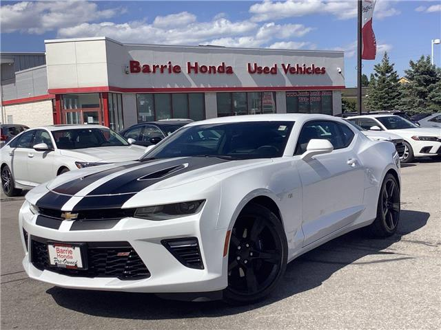 2018 Chevrolet Camaro 2SS (Stk: 11-21282A) in Barrie - Image 1 of 26