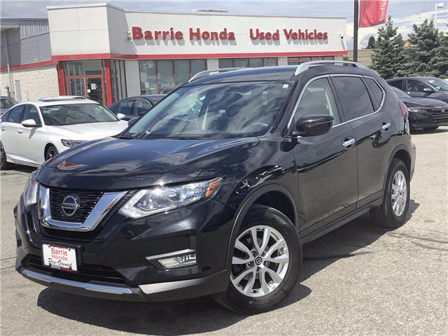 2018 Nissan Rogue SV (Stk: 11-21082A) in Barrie - Image 1 of 26