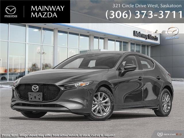 2021 Mazda Mazda3 Sport GS (Stk: M21405) in Saskatoon - Image 1 of 23