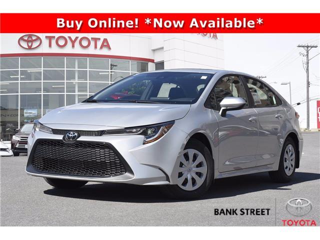 2021 Toyota Corolla L (Stk: 19-29308) in Ottawa - Image 1 of 21