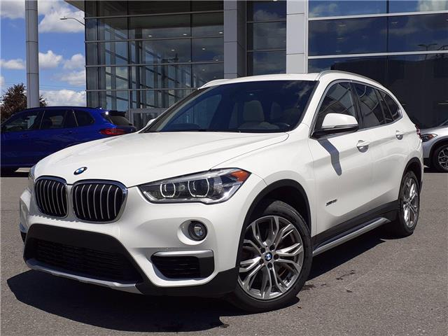 2017 BMW X1 xDrive28i (Stk: P9825) in Gloucester - Image 1 of 25