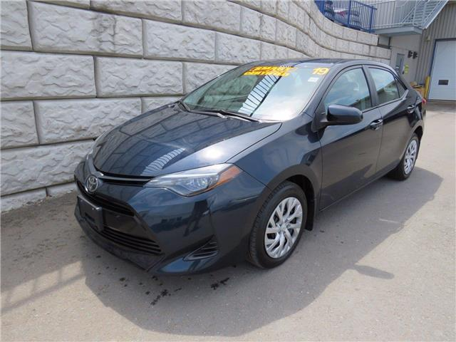2019 Toyota Corolla LE ONLY $72/wk ALL IN (Stk: D10774P) in Fredericton - Image 1 of 19