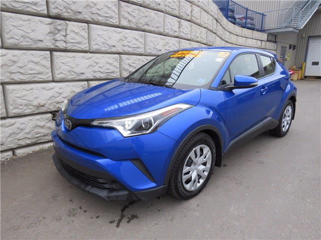2019 Toyota C-HR BASE ONLY $79/wk ALL IN (Stk: D10771P) in Fredericton - Image 1 of 20