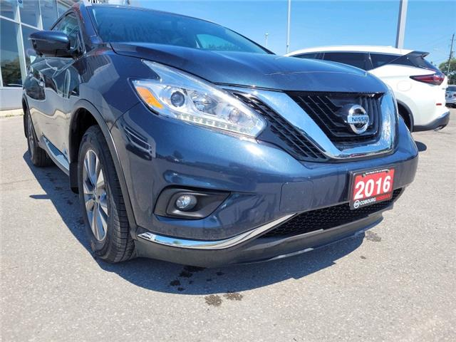 2016 Nissan Murano SL (Stk: CLC648013A) in Cobourg - Image 1 of 14