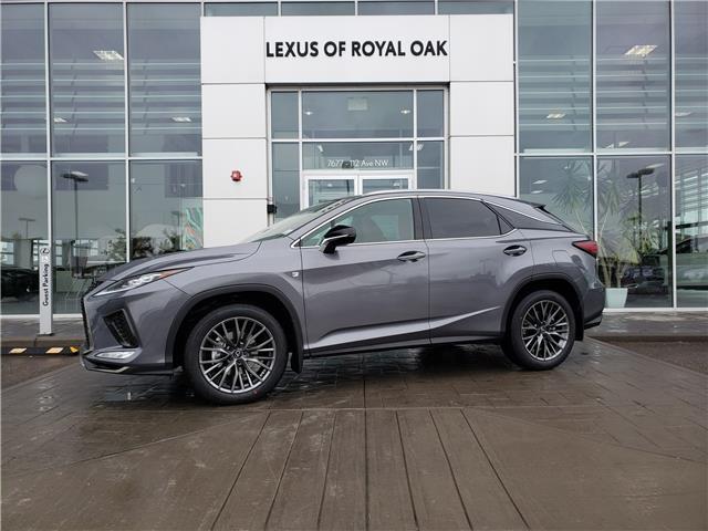 2021 Lexus RX 350 Base (Stk: L21433) in Calgary - Image 1 of 12