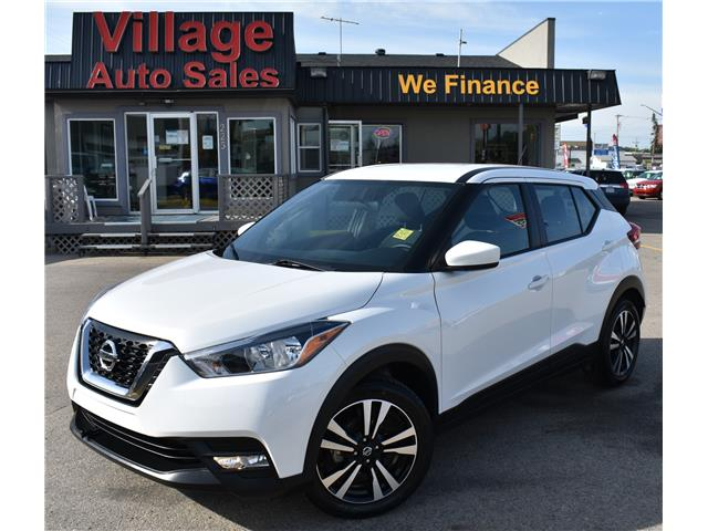 2019 Nissan Kicks SV (Stk: P38405C) in Saskatoon - Image 1 of 18