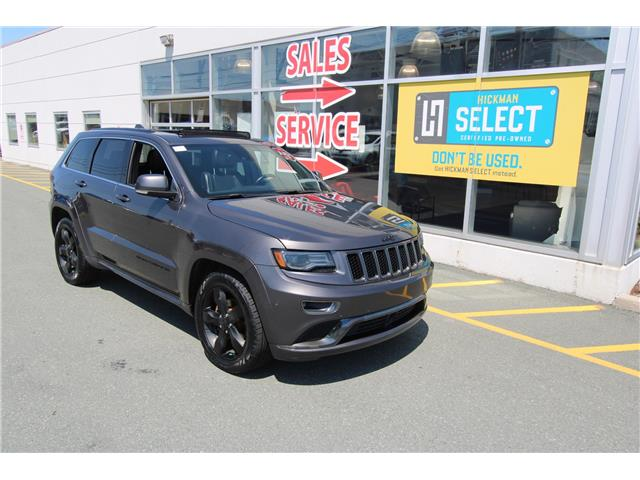 2015 Jeep Grand Cherokee Overland (Stk: PW1801) in St. John\'s - Image 1 of 22