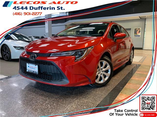 2020 Toyota Corolla LE (Stk: 009356) in Toronto - Image 1 of 18