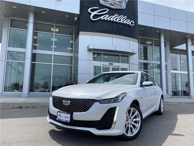 2021 Cadillac CT5 Luxury (Stk: 0111972) in Newmarket - Image 1 of 29