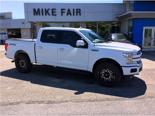 2018 Ford F-150 Lariat (Stk: 21303A) in Smiths Falls - Image 1 of 16