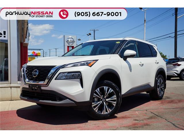 2021 Nissan Rogue SV (Stk: N21433) in Hamilton - Image 1 of 23