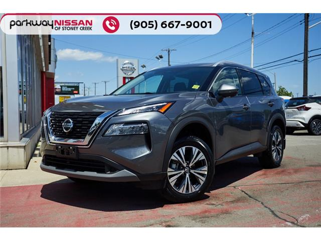 2021 Nissan Rogue SV (Stk: N21421) in Hamilton - Image 1 of 23