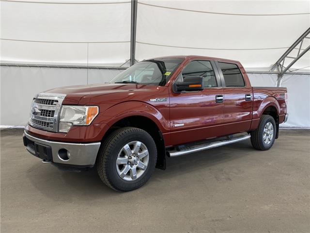 2014 Ford F-150 XLT 1FTFW1ET7EKE41881 191413 in AIRDRIE