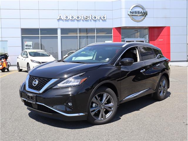 2021 Nissan Murano Platinum (Stk: A21215) in Abbotsford - Image 1 of 30