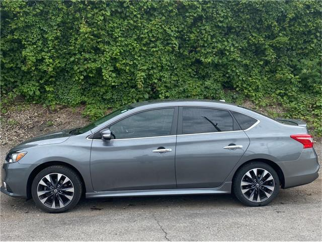 2016 Nissan Sentra  (Stk: M0103A) in London - Image 1 of 17