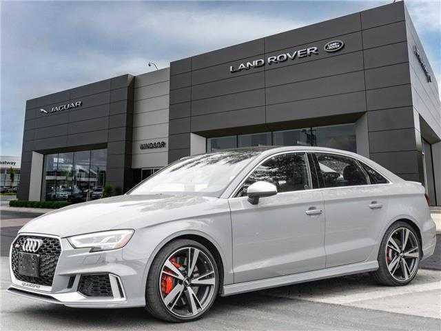 2018 Audi RS 3 2.5T (Stk: TO08195) in Windsor - Image 1 of 19