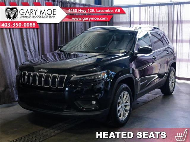 2019 Jeep Cherokee North (Stk: F212617A) in Lacombe - Image 1 of 23