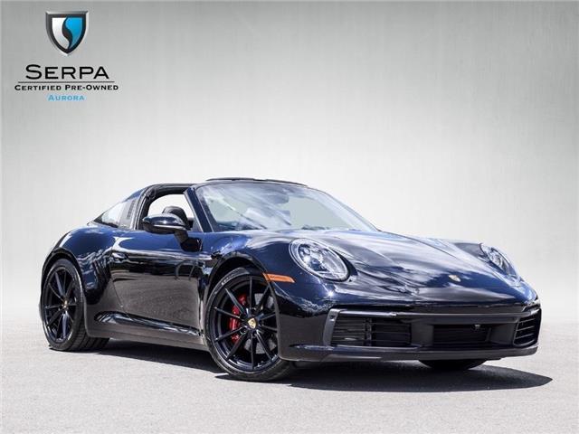 2021 Porsche 911 Targa 4S (Stk: P1507) in Aurora - Image 1 of 28