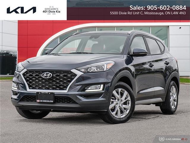 2020 Hyundai Tucson Preferred (Stk: K3260) in Mississauga - Image 1 of 27