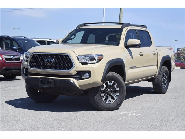 2018 Toyota Tacoma TRD Off Road (Stk: 18-SM476A) in Ottawa - Image 1 of 25