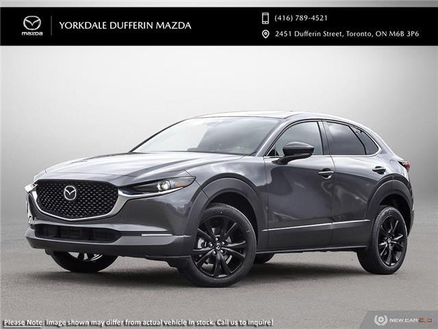 2021 Mazda CX-30 GT w/Turbo (Stk: 211117) in Toronto - Image 1 of 22