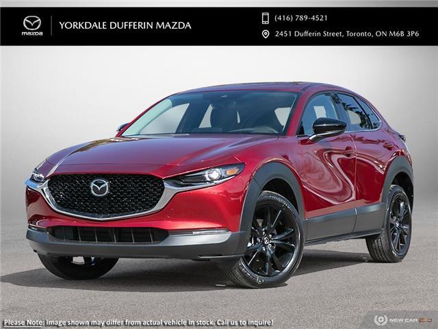 2021 Mazda CX-30 GT w/Turbo (Stk: 211120) in Toronto - Image 1 of 23