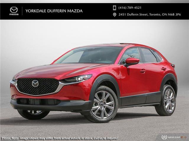 2021 Mazda CX-30 GS (Stk: 211116) in Toronto - Image 1 of 23