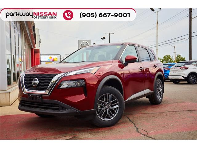 2021 Nissan Rogue S (Stk: N21420) in Hamilton - Image 1 of 21