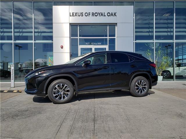 2021 Lexus RX 350 Base (Stk: L21445) in Calgary - Image 1 of 12