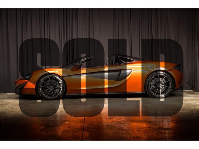 2018 McLaren 570S Spider  (Stk: VU0611A) in Calgary - Image 1 of 24