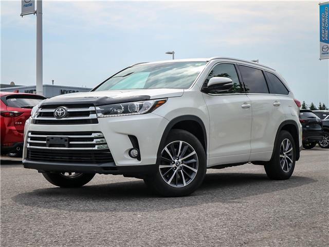 2018 Toyota Highlander  (Stk: 12043A) in Ottawa - Image 1 of 8