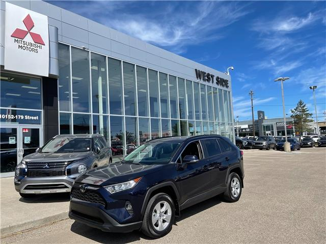 2019 Toyota RAV4 XLE (Stk: 23022A) in Edmonton - Image 1 of 29