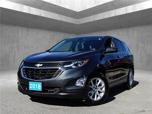 2018 Chevrolet Equinox LT (Stk: 9839A) in Penticton - Image 1 of 18