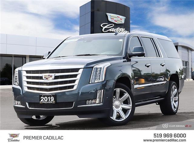 2019 Cadillac Escalade ESV Premium Luxury (Stk: P19861) in Windsor - Image 1 of 30