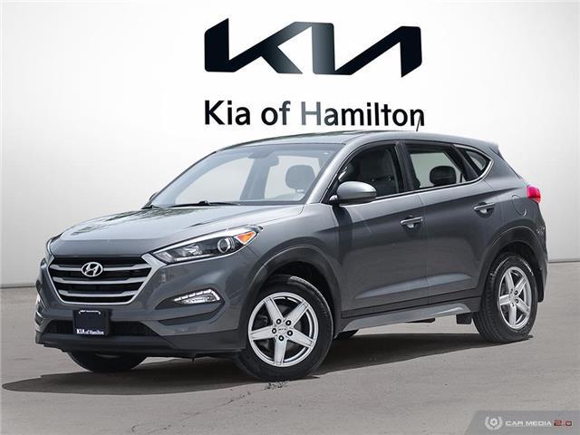 2017 Hyundai Tucson SE (Stk: TL21013A) in Hamilton - Image 1 of 25