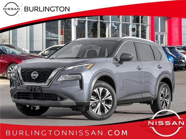 2021 Nissan Rogue SV (Stk: B3015) in Burlington - Image 1 of 23