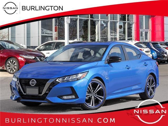 2021 Nissan Sentra SR (Stk: B6321) in Burlington - Image 1 of 19