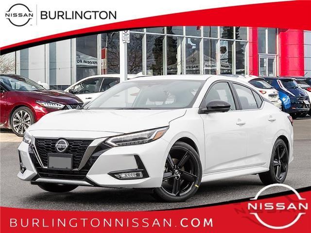 2021 Nissan Sentra SR (Stk: B6331) in Burlington - Image 1 of 23