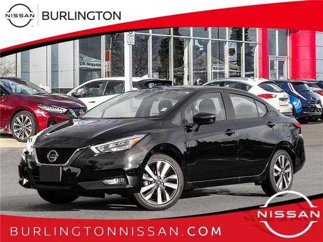 2021 Nissan Versa SR (Stk: B7614) in Burlington - Image 1 of 23