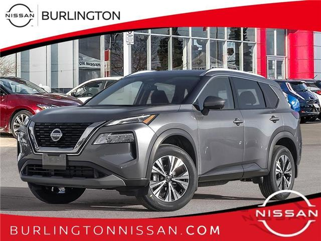 2021 Nissan Rogue SV (Stk: B3066) in Burlington - Image 1 of 23