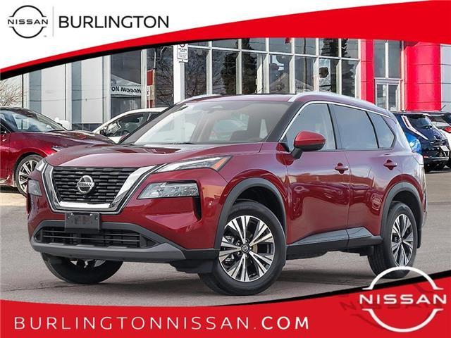 2021 Nissan Rogue SV (Stk: B3081) in Burlington - Image 1 of 23