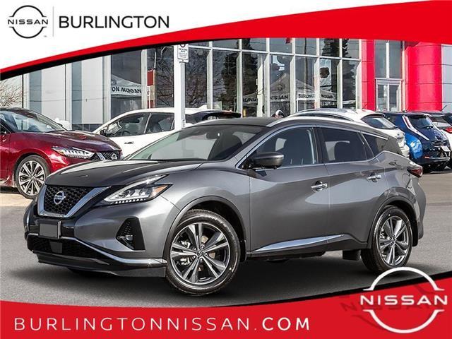 2021 Nissan Murano Platinum (Stk: B7013) in Burlington - Image 1 of 23