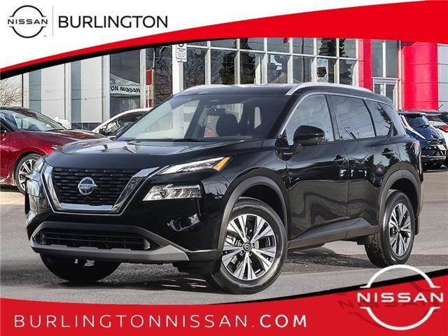 2021 Nissan Rogue SV (Stk: B3113) in Burlington - Image 1 of 23