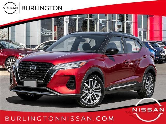 2021 Nissan Kicks SR (Stk: B4025) in Burlington - Image 1 of 23