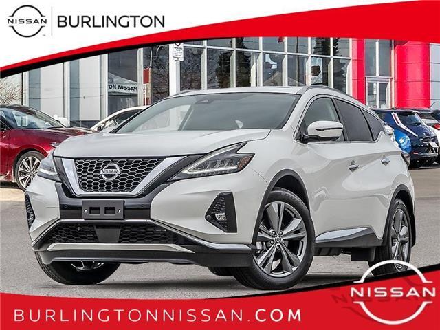 2021 Nissan Murano Platinum (Stk: B7023) in Burlington - Image 1 of 10