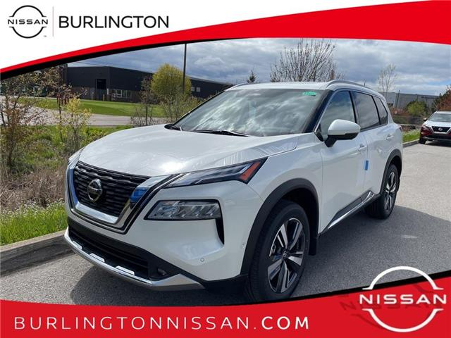 2021 Nissan Rogue Platinum (Stk: B3137) in Burlington - Image 1 of 5