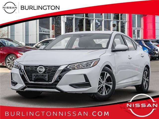2021 Nissan Sentra SV (Stk: B6342) in Burlington - Image 1 of 13